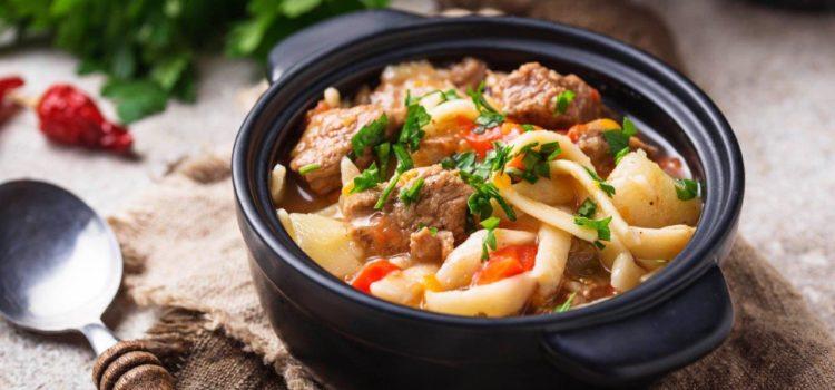 Lagman soup